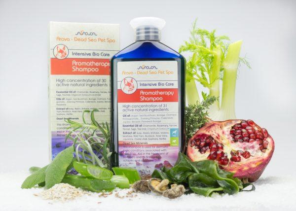 Bylinný šampón Aromatherapy